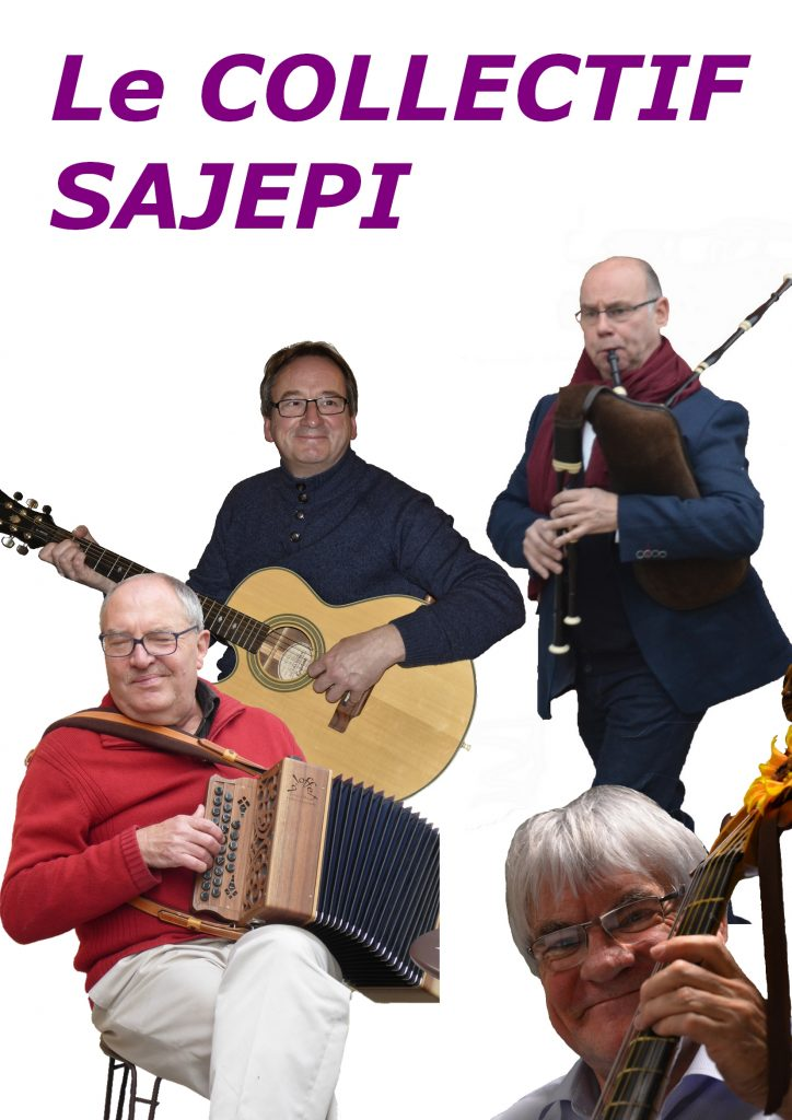collectif SAJEPI groupe folk